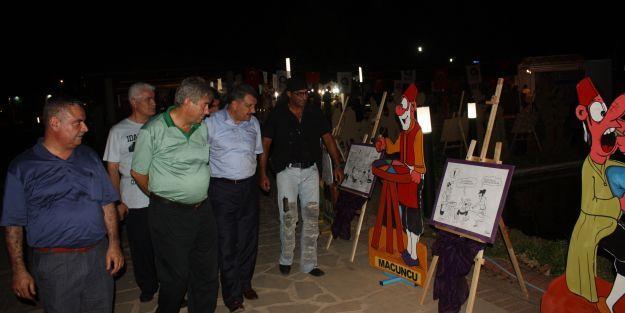 Antalya'da 'Battalgazi Sergisi' açıldı