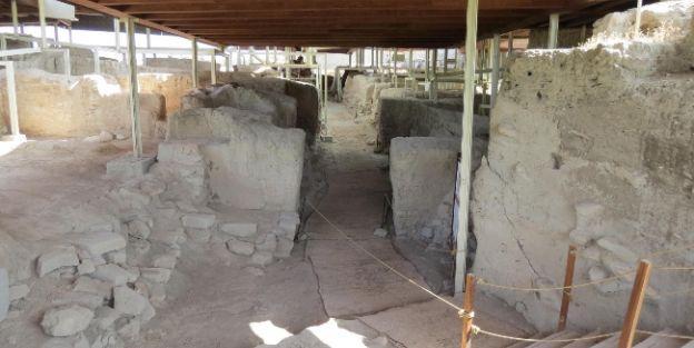 Arslantepe Açık Hava Müzesini 2 Ayda 350 Turist Gezdi