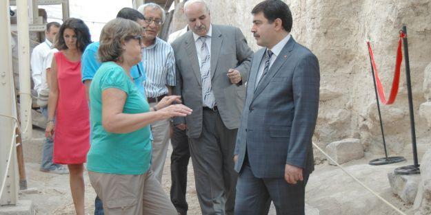 Aslantepe Höyük'ün Unesco Listesine Alınması İçin Başvuru Yapılacak