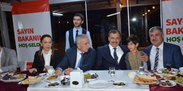 """Bakan Eroğlu: 'Malatya'nın Hizmetkarıyız"""""""