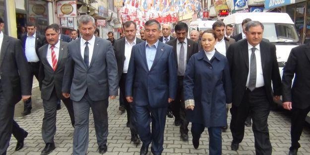 """Bakan  Yılmaz; 'Türkiye'den Rahatsızlık Duyuyorlar"""""""