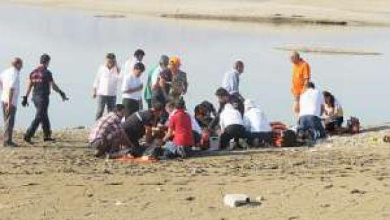 Barajda Facia..4 Çocuk Boğuldu