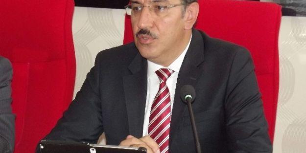 Başbakan Ahmet Davutoğlu'nun 10 Ekim'de Malatya'ya Gelecek