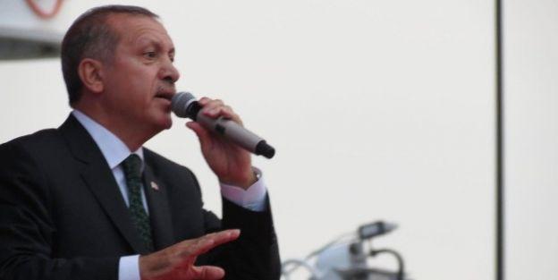 Başbakan Erdoğan, Malatya'da Halka Hitap Etti
