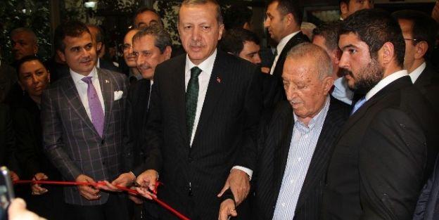 Başbakan Erdoğan, Okul Açılışı Yaptı