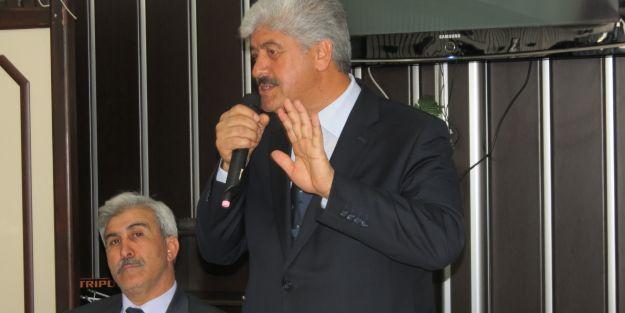 Battalgazi Bağımsız Belediye Başkan Adayı Ali Ekinci, basın mensupları ile kahvaltıda bir araya geldi