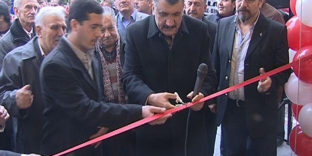 Battalgazi Belediye Başkanı Gürkan: