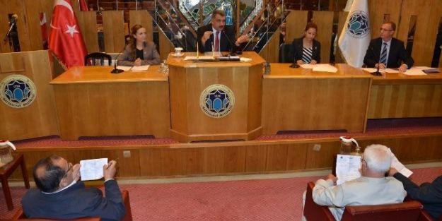 Battalgazi Belediye Meclisi, Ekim Ayı Toplantısını Yaptı