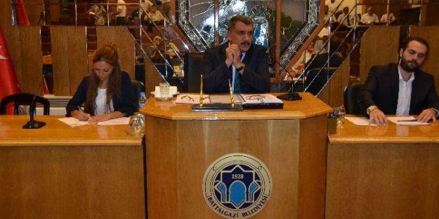Battalgazi Belediye Meclisi, Eylül Ayı Toplantısını Yaptı