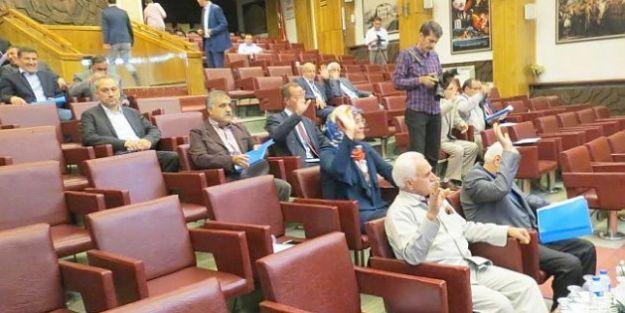 Battalgazi Belediye Meclisi Tarifeleri Görüşüyor