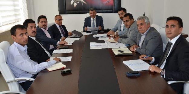 Battalgazi Belediyesi Altyapı Koordinasyon Çalışmaları Başlattı