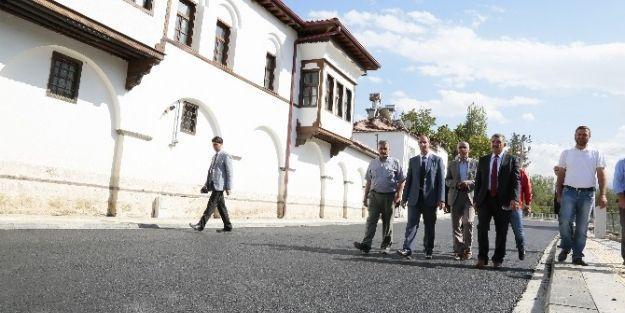 Battalgazi Belediyesi Çalışmalarını Sürdürüyor