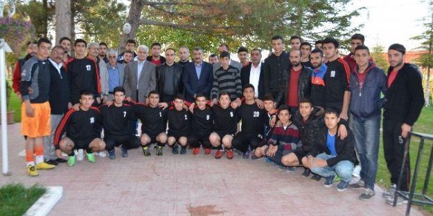Battalgazi Belediyespor Şampiyon Oldu