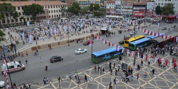 Battalgazi'de Yapılan Etkinlikte Türkiye'de Bir İlk Yaşandı