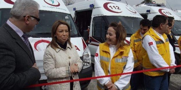 Bayan Ambulans Şoförüne İlgi