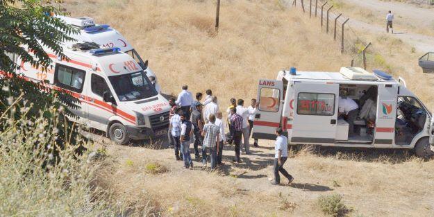 Bayramdaki kazalarda 15 kişi yaralandı