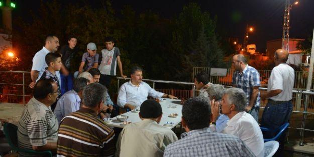 Belediye Başkanı Ahmet Çakır, Tecde'de Çalışmaları Yerinde İnceledi
