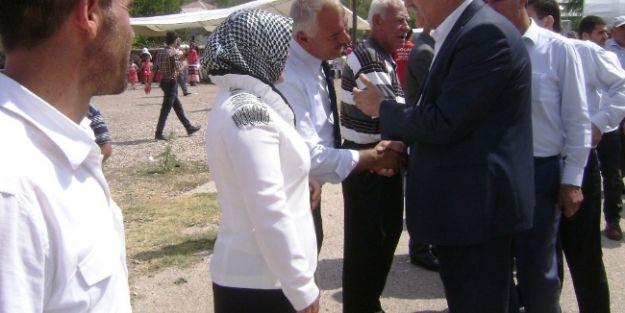 Belediye Başkanı Mehmet Bayram'ın Mutlu Günü