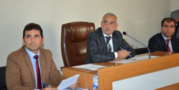Belediye Meclis Toplantısı Gerçekleştirildi