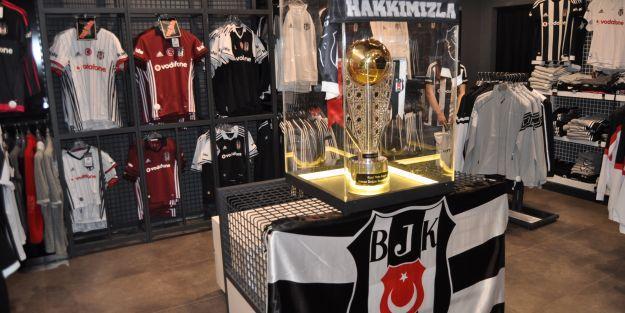 Beşiktaş'ın Şampiyonluk Kupası Malatya'da