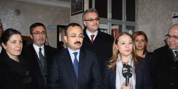 Beyaz Ay Malatya Şube Başkanlığı'na Prof.dr. Bay Karabulut Getirildi