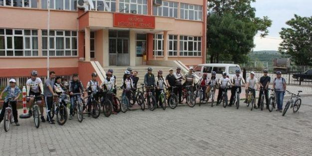 Bisikletçiler, Arapgir'e Pedal Çevirecek