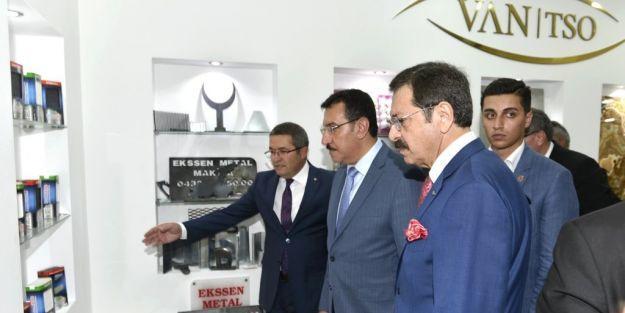 Bölgenin TSO ve Borsa Başkanları Malatya'da toplanacak