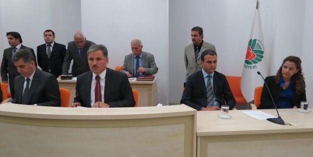 Büyükşehir Belediye Meclisi ilk kez toplandı