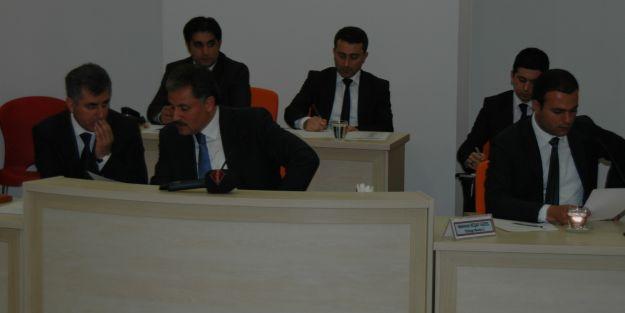 Büyükşehir Meclis toplantısının 2. Oturumu yapıldı