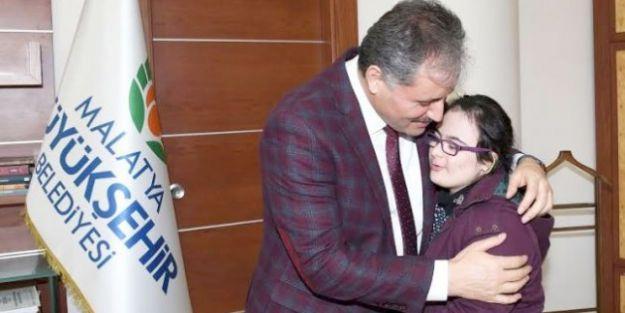 Çakır'a Teşekkür Ziyareti