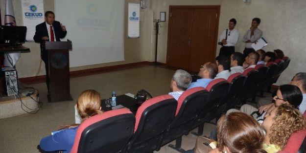 Çekud'dan Öğretmenlere Çevre Eğitimi