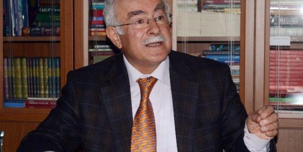 Cem Vakfı Malatya Şube Başkanı Eşref Doğan: