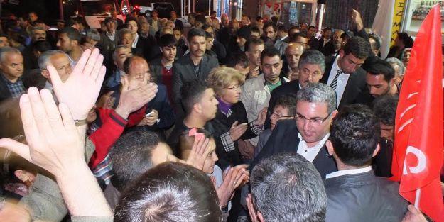 CHP Büyükşehir Belediye Başkan adayı İnci: