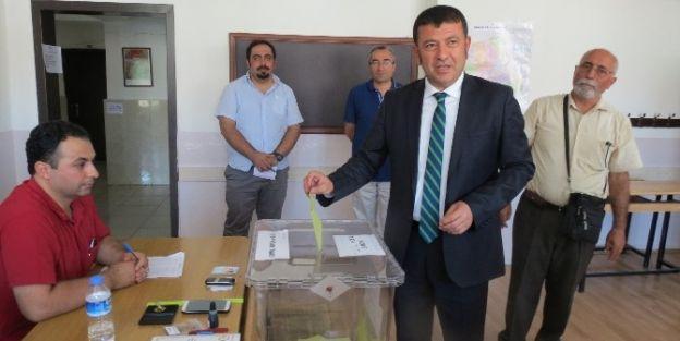 """Chp Genel Başkan Yardımcısı Ağbaba: 'seçim Sonucuna Saygılı Olacağız"""""""