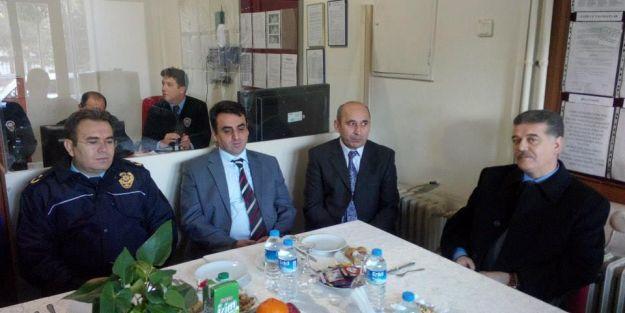 CHP'li başkanın katilini yakalayan ekibi tebrik etti