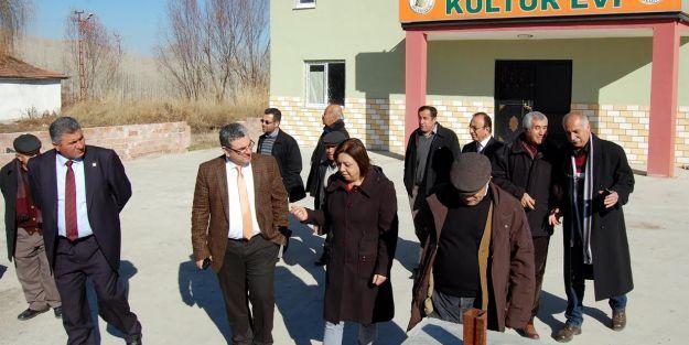 CHP'nin Akçadağ'daki seçim bürosunun açılışı bugün yapılacak