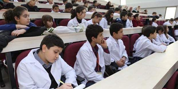 Çocuk Üniversitesi Kış Kampı Sona Erdi