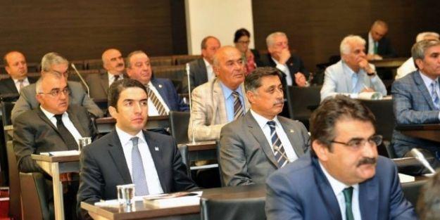 Cumhuriyet Halk Partisi İl Başkanları Toplantısı