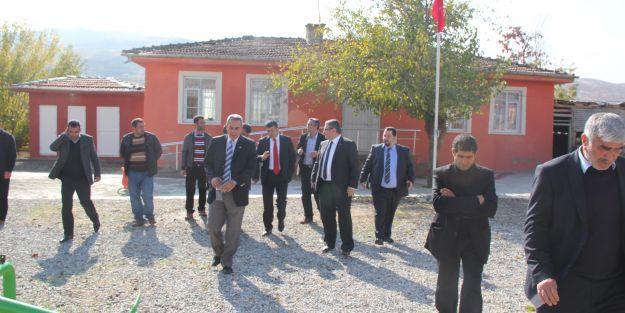 Damlı Köyü okulu 2 aydır kapalı