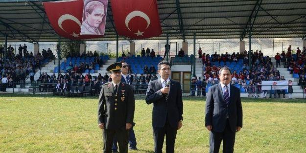 Darende'de Cumhuriyet Bayramı'nın 91'nci Yıldönümü Kutlaması