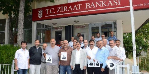 Darende'den Erdoğan'a Bağış