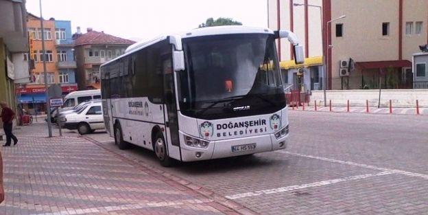 Doğanşehir Belediye Otobüs Biletlerine Zam