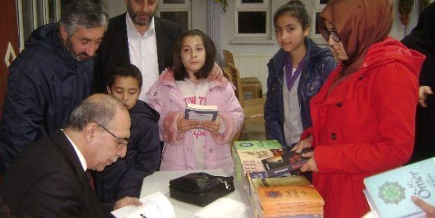 """Doğanşehir'de, ' Aile Ve Çocuk İlişkisi"""" Konferansı"""