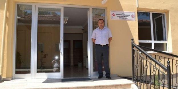 Doğanşehir'de İki Kurum Yenilendi