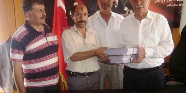 Doğanşehir'de Toki Başvuruları