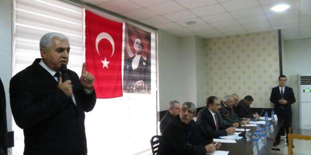 Elektrikçiler Odası'nda Baştürk yeniden seçildi