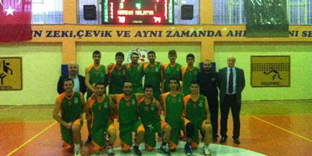 Erkekler Basketbol Bölgesel Ligi