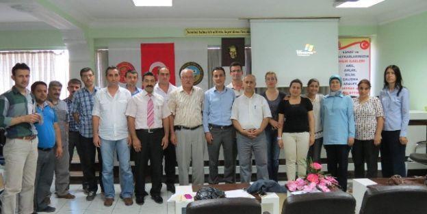 Esnaf Odaları Genel Sekreterler Toplantısı Yapıldı
