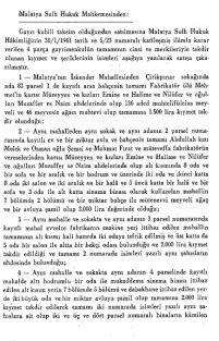 Fabrikatör Mehmet'in 8 odalı evi