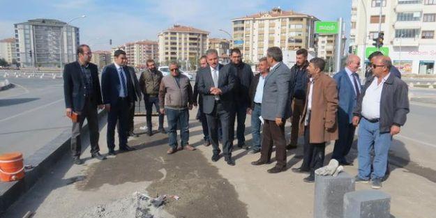 """'Fahri Kayahan'da Alt Yapı Tamamen Yenilendi"""""""